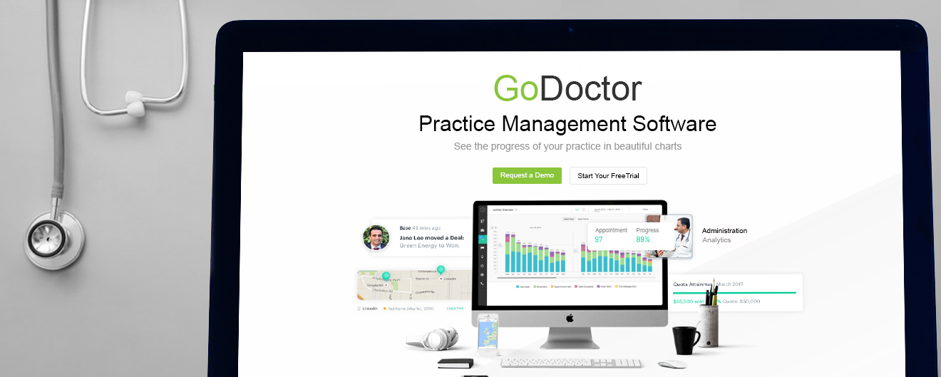 GoDoctor is an Efficient and Successful tool for future planning